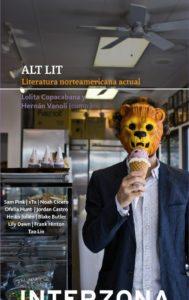 Lolita Copacabana y Hernán Vanoli (comps.) - ALT LIT. Literatura norteamericana actual - Interzona - 186 págs