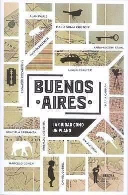 AA.VV. – Buenos Aires, la ciudad como un plano – La Bestia Equilátera – 2010 – 243 págs.